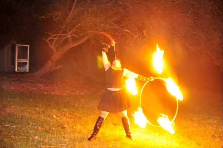 Firedancer Liana