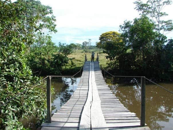 Bridge in the Village